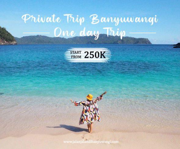 One day trip Banyuwangi